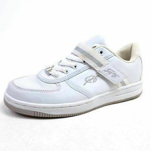 Fubu Womens Size 7 Athletic Shoes White Low Top
